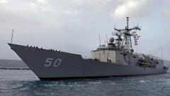 """杜文龙:美售台""""佩里""""级军舰常被当靶舰"""