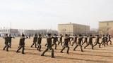 武警8610部队开训动员吹响新年度练兵号角