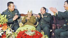 生日祝福,送给百岁老红军