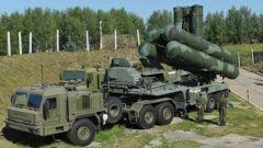 俄罗斯:S-400开始保卫莫斯科地区