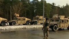波兰:美军进入波兰准备参加北约行动