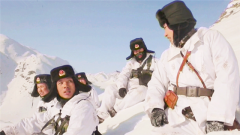 走基层:两肩冰霜守边陲