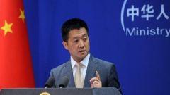 中国外交部:一个中国原则不可谈判