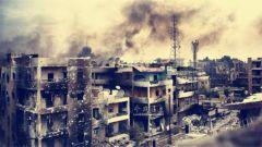 阿勒颇历经大战残破不堪 外媒指控叙军处决平民