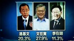 """韩国:政坛风波不断 多人""""瞄准""""青瓦台"""