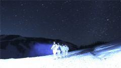 —36℃,记者雪地夜间潜伏遇狼群
