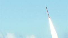 日本微型运载火箭试射失败