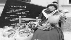 日韩针对慰安妇像再起摩擦