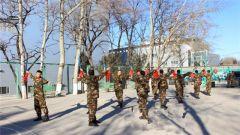 武警北京总队十四支队特色文化扮靓军营