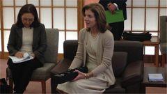 美国驻日大使卡罗琳·肯尼迪卸任