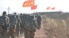 第27集团某旅冬训全程瞄准实战设课目