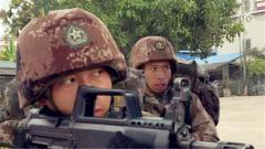 兵之初:云南边防新战士初次踏上巡逻路(下)
