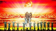 2017年中央军委慰问驻京部队老干部