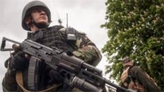 乌克兰东部冲突地区形势依然严峻 谁之过?