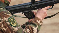 """武警忻州支队:一秒内射击,""""快枪手""""是这样练成的"""