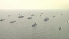 美韩将举行史上最大规模军演  向朝鲜发出警告信号
