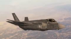 美F35A战机将首次部署欧洲 竟为了称霸全球?