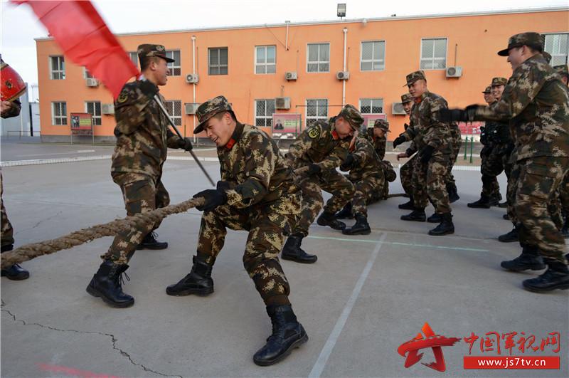 部队开展文化活动