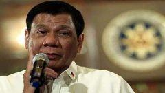 """杜特尔特将邀中国军舰访菲律宾 还要亲自""""登船"""""""