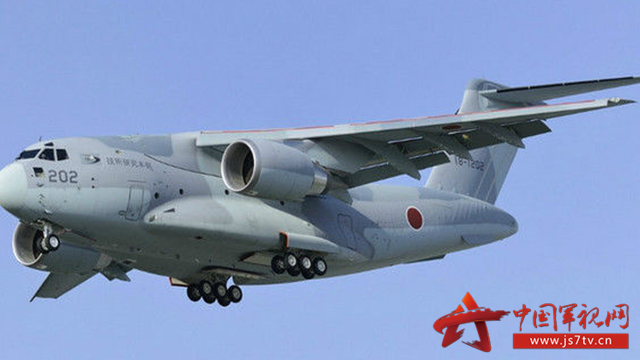 日本首架C-2运输机服役 日发展战略性武器有何企图