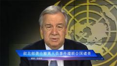 叙北部袭击撤离人员事件遭联合国谴责