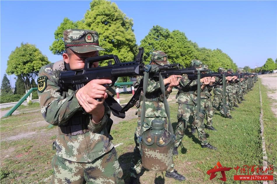 武警安顺支队:练兵备战为打赢