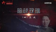 """20170520《讲武堂》""""暗战玫瑰""""之朱枫"""