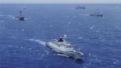 美再邀中國參加環太軍演 將于6月舉行演習準備會