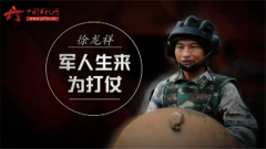 20170616《军旅人生》徐龙祥:军人生来为打仗