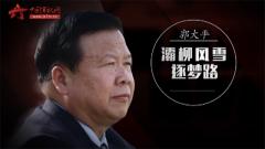 20170615《军旅人生》郭大平:灞柳风雪逐梦路