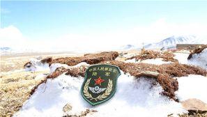 蓝天 白云 雪山:臂章带你去雪域高原看一看