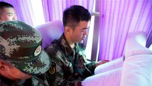 """武警国防生考核:这一刻世界为""""林""""而精彩"""