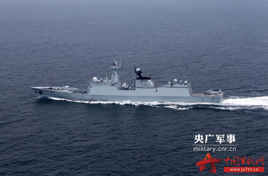 标签:海军协同训练航母编队