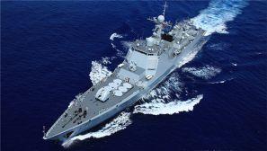 海上利剑:探访东海舰队长春舰