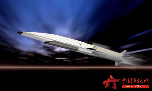 高超音速飞行器将运用到军事领域