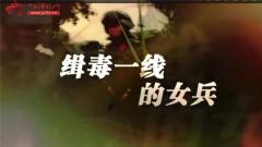 20170727《军事纪实》缉毒一线的女兵(下)