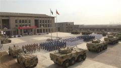 中國人民解放軍駐吉布提保障基地投入使用