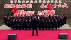 【震撼】军改后,这所军校用这样的方式为祖国庆生!