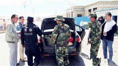西藏泉水湖检查站当地人称死人沟 战士如何坚守