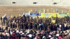 """""""叙民主军""""正式宣布控制拉卡:欢迎参与拉卡重建"""