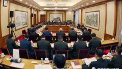 解放军代表团和武警部队代表团热烈讨论十九大报告