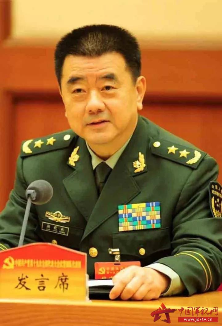 颜晓东同志在武警部队代表团讨论发言