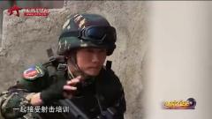 """真实版冷锋告诉外国军人""""中国式的玩命练"""""""