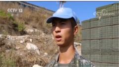 黎巴嫩:中国维和建筑工兵分队建成掩体群