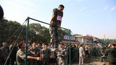 更快、更高、更强!来看军校的军人运动会