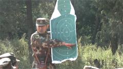 武警曲靖支队开展实弹射击训练不断夯实战斗力