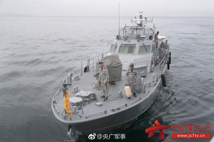 郑州海军泰国舰抵达中国芭提雅海域-中国军视怪物视频狗图片
