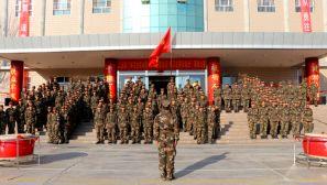 武警兵团总队二支队开展演讲比赛学习十九大精神