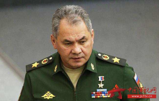 俄罗斯防长说俄将继续支持叙政府反恐