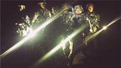 剪影|军校学员的野外教学记忆